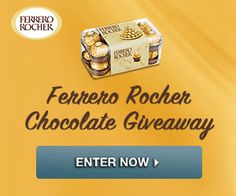 Enter today for a Chance to  #Win your  #Free Box of  #FerreroRocherChocolate! - Detecting Deals Across the Web https://link.crwd.fr/4AK2