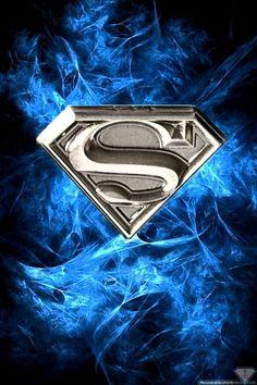Superman Hd Wallpaper, Logo Superman, Superman Drawing, Superman Pictures, Apple Iphone Wallpaper Hd, Dean Cain, Superman Man Of Steel, Joker Batman, 3d Pictures