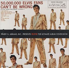 Paul Dowling, Elvis:The Ultimate Album Cover Book (1996)