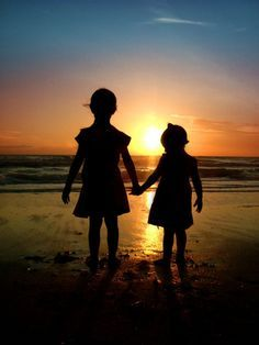 Silhouette (Painting Reference) on Pinterest | Daughter Quotes ...