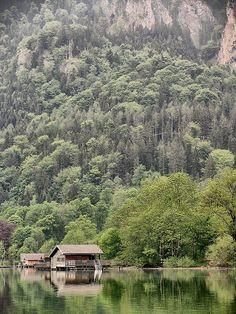 Lake Schliersee, Bavaria