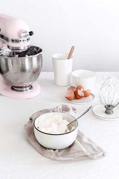 Recette facile de la crème au beurre à la meringue Suisse  
