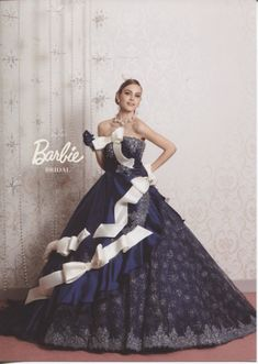 Barbie BRIDAL(バ-ビ-ブライダル) | カテゴリ | ウエディングドレスのレンタルなら愛ロイヤルウェディング Bridal Gowns, Wedding Gowns, Barbie Bridal, American Dress, Dress Attire, Beautiful Prom Dresses, Barbie Dress, Sweet Dress, Dream Dress