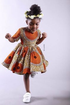nice ~DKK ~ Latest African fashion, Ankara, kitenge, African women dresses, African p. African Fashion Ankara, African Fashion Designers, Ghanaian Fashion, African Print Fashion, Africa Fashion, African Prints, African Style, Ankara Styles For Kids, African Dresses For Kids