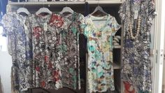 New and Now. Tropical Prints @ Mita