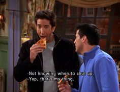 ross from friends funny quotes Quotes Friends Tv Quotes, Friends Scenes, Friends Episodes, Friends Cast, Friends Moments, Friends Show, Joey Friends, Tv Show Quotes, Film Quotes