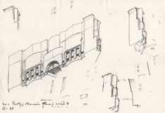 No 1 Poultry_James Stirling_drawing_dezeen_4