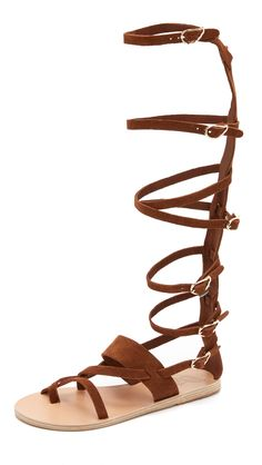 7fb4718430f Alethea High Gladiator Sandals by Ancient Greek Sandals