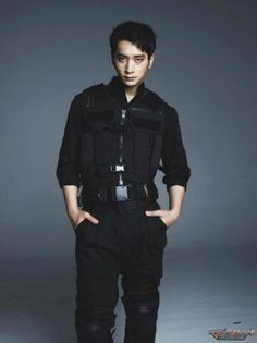 """Chansung ♡ #2PM // Crossfire CF """"Game Over"""""""