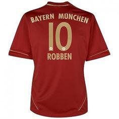 Robben del Bayern Munich 2012/13 Camiseta futbol [854] - €16.87 : Camisetas de futbol baratas online!