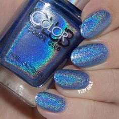 Color Club Crystal Baller (direct light) from  Color Club Halo Hues 2015 collection