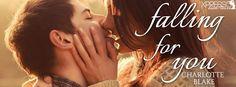 Sinfonia dos Livros: Cover Reveal   Falling For You   Charlotte Blake  ...