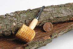 Missouri Meerschaum Miniature Varnished Corn Cob Pipe