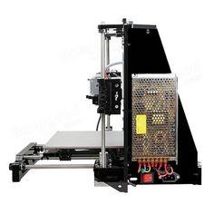 Geeetech Prusa I3 X 3D Printer DIY Kit Full Acrylic Frame Sale - Banggood.com