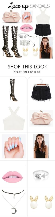 Featuring paul andrew bcbgmaxazria boohoo regalrose ef collection