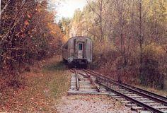 Abandoned train wagon in Keystone, South Dakota by Michiel2005, via Flickr