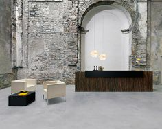 Reception Collection Facto Collection - Mobili Ufficio Design