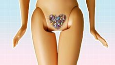hair removal: Bikini line touch up - CosmopolitanUK Bikini Wax Shapes, Bikini Line Wax, Good Fake Tan, Waxing Tips, Brazilian Wax, Wax Hair Removal, Manicure Y Pedicure, Best Beauty Tips, Beauty Ideas