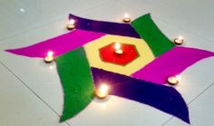 easy and simple rangoli designs and rangoli images.