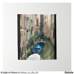 A Light in Venice Tapestry