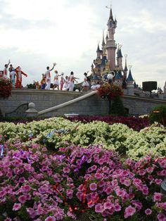 Paris, Disneyland, Agosto 2009