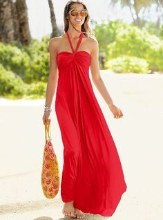Maxi dress from Victoria's Secret