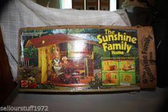 Vintage Sunshine Family Home - Incomplete