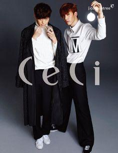 VIXX's Hongbin and Hyuk
