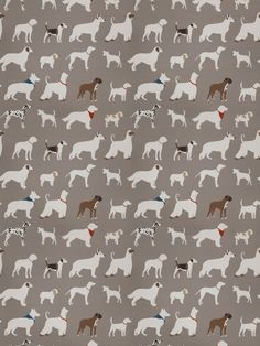 03342 - Grey version of #VernYip for #Trend-Fabrics...#dogfriendly?