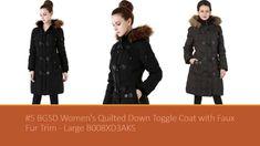 Top 10 Best Women Winter Coat Reviews - YouTube