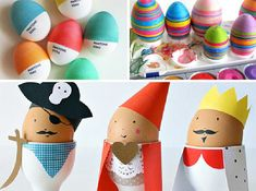 20 Fresh Ways to Decorate Easter Eggs