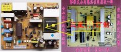 100% New BN44-00192A BN44-00156A BN44-00155A For Samsung Universal Power Board