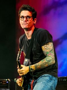 The 37-year-old singer-songwriter is currently working on his new album...