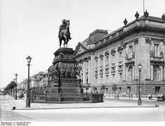 Preussische Staatsbibliothek zu Berlin 30er Jahre