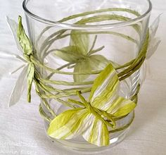 Paper Twine Butterflies by all things paper, via Flickr