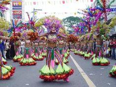 MASKARA FESTIVAL, BACOLOD CITY, Philippines