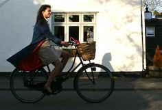 Cambridge Raincoats: Want one of these for the commute.