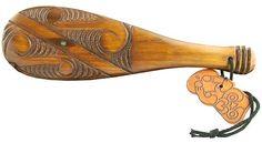 Medium Size Maori Patu Club
