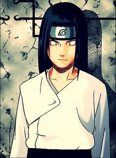 Neji Hyuga - been seriously loving Neji lately.