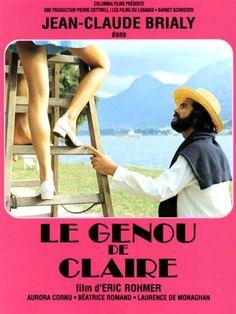 O joelho de Claire; drama; 1970; legendado; 101 min