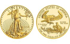 One ounce 2014 gold Proof Eagle no longer Mint available   #bullion #bullioncoins #coins #coincollecting #preciousmetals #bullioncoin #collectiblecoins #gold #goldcoin #goldcoins #goldbullion Bullion Coins, Gold Bullion, Gold Eagle Coins, Gold Coins, Coin Collecting, Precious Metals, Mint, Golden Eagle Coins, Peppermint