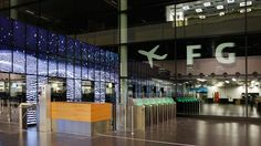 Ruedi Baur hearkens back to the golden age of airport signage with an experimental visual identity for Vienna Airport. Not everyone is happy about it.
