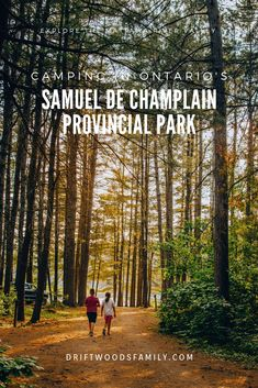 Visit Samuel de Champlain Provincial Park to explore Ontario's Mattawa River Valley and the historic fur trade route. Camping, canoeing, kayaking and hiking Adventure Activities, Adventure Tours, Camping Activities, Adventure Travel, Ontario Camping, Ontario Travel, Samuel De Champlain, Ontario Provincial Parks, Ontario Parks