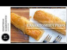 Γαλακτομπούρεκο | Dimitriοs Makriniotis - YouTube Pineapple, Fruit, Youtube, Food, Pine Apple, Essen, Meals, Youtubers, Yemek