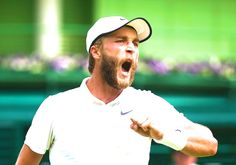 Liam Broady defeated Marinko Matosevic 5-7 4-6 6-3 6-2 6-3 to reach the second round