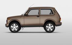 LADA 4x4 Urban - mehr erfahren - LADA Automobile GmbH Deutschland offizielle Seite