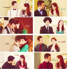 A moment, a love, a kiss, a cry, a dream, a laugh, our rights, our wrongs. <3