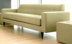sillón sofá retro-modern, placasoft y capitoné tope de línea