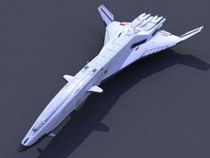 CCCP by ~SmirnovArtem on deviantART   Gorgeous basis for everything from a space freighter to a strike ship or rapid insertion/deployment shuttle. Excellent.