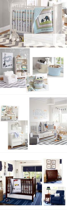 Baby Boy Nursery Ideas & Nursery Ideas for Boys | Pottery Barn Kids